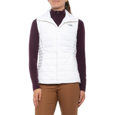 Harway Vest - Insulated (For Women) - TNF WHITE (S )