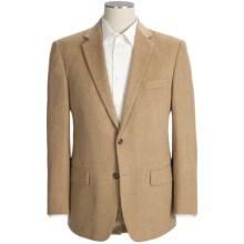 Haspel Camel Hair Sport Coat (For Men) in Camel - Closeouts
