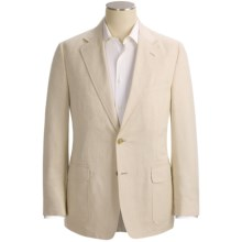Haspel Herringbone Sport Coat - Hemp-Cotton (For Men) in Stone - Closeouts