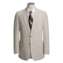 Haspel Poplin Suit (For Men) in Oyster - Closeouts