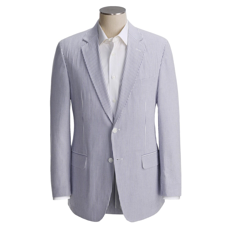 Haspel Seersucker Suit (For Men) - Save 68%