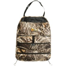 Hatchie Bottom Back Seat Organizer in Realtree Max 4 - Closeouts