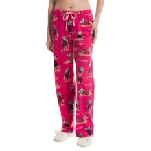 Hatley Cotton Jersey Pants (For Women) in Fifty Shades Of Hay - Closeouts