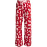 Hatley Cotton Jersey Pants (For Women)