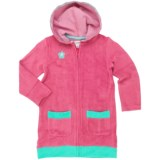 Hatley Hooded Beach Cover-Up (For Little Girls)