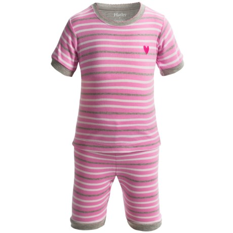 Hatley Short Pajama Set - Short Sleeve (For Kids)