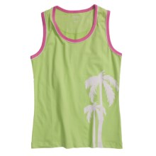 Hatley Tank Top (For Women) in Flamingos - Closeouts