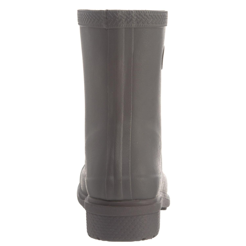 150b131a003f Havaianas Galochas Low Matte Rain Boots - Waterproof (For Women)