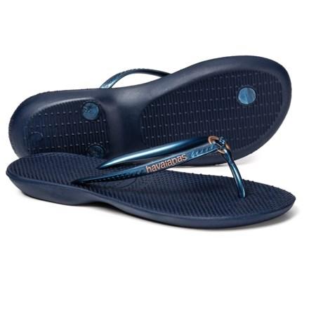 46a2cb390 Havaianas Ring Flip-Flops (For Women) in Navy Blue Navy Blue