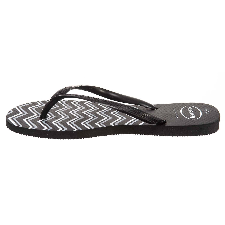 c714816ed692 Havaianas Slim Zig Zag Flip-Flops (For Women) - Save 31%