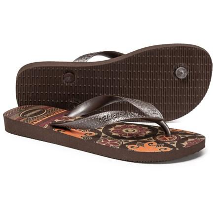 ce6d8b3d7 Havaianas Spring Flip-Flops (For Women) in Dark Brown Dark Brown