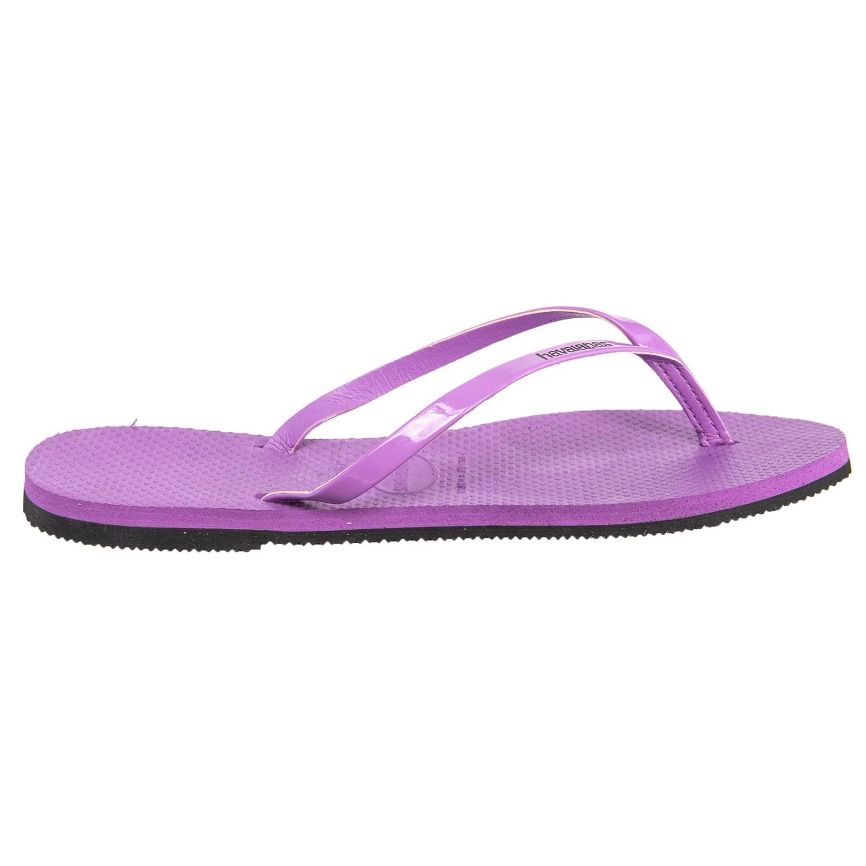 b91574d6d Havaianas You Metallic Flip-Flops (For Women) - Save 37%
