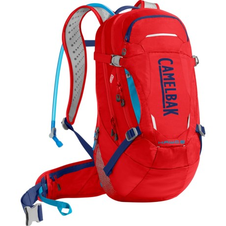 H.A.W.G. LR 20L Hydration Pack - 100 fl.oz. - RACING RED/PITCH BLUE ( )