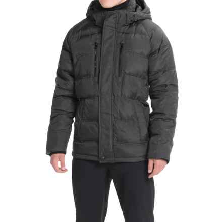 Hawke & Co Clarkson Down Parka - 750 Fill Power (For Men) in Black - Closeouts