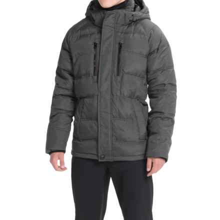 Hawke & Co Clarkson Down Parka - 750 Fill Power (For Men) in Graphite - Closeouts