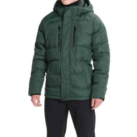 Hawke & Co Clarkson Down Parka - 750 Fill Power (For Men) in Pine - Closeouts