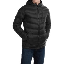 Hawke & Co Packable Hooded Down Jacket (For Men) in Black - Closeouts