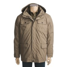 Hawke & Co. Pursuit 3-in-1 Aerofill Jacket (For Men) in Winter Taupe - Closeouts