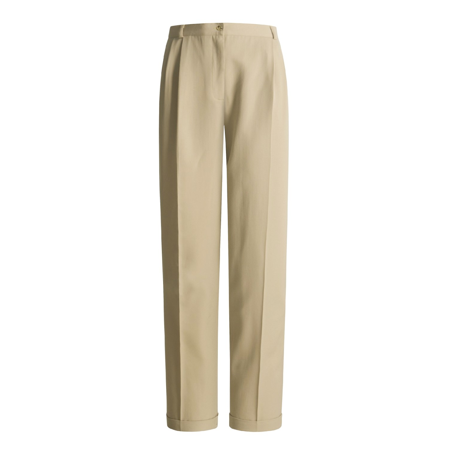 Awesome Plus Size Women S Pleated Classic Dress Pants  32 90 Pleated Front