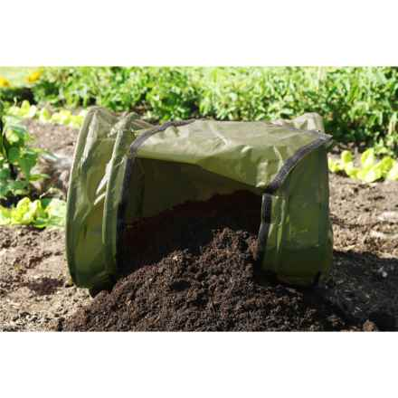 Haxnicks Rollmix Composter in Green - Closeouts