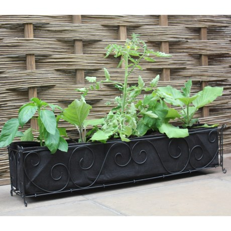 Haxnicks Vigoroot Long Planter