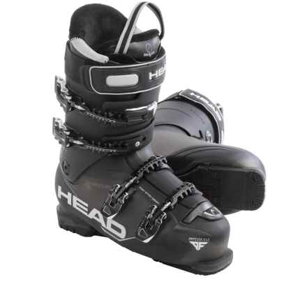 Head Adapt Edge 125 Alpine Ski Boots (For Men) in Antracite/Black - Closeouts