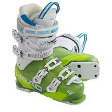 Head Adapt Edge 85 Alpine Ski Boots (For Women) in Yellow/White - Closeouts