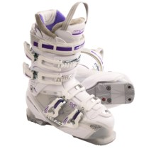 Head Adapt Edge 90 Alpine Ski Boots (For Women) in Transparent White - Closeouts