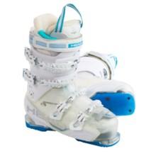 Head Adapt Edge 95 Alpine Ski Boots (For Women) in White/Blue - Closeouts