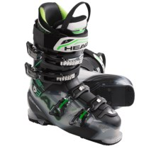 Head AdaptEdge 90 Alpine Ski Boots (For Men) in Black/Green - Closeouts