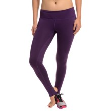 Head Alice Keyhole Brushback Leggings (For Women) in Blackberry Cordial - Closeouts