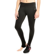 Head Alice Keyhole Brushback Leggings (For Women) in Black - Closeouts