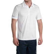 Head All-In Polo Shirt - Short Sleeve (For Men) in Stark White - Closeouts