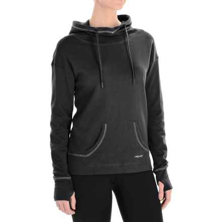Head Apres Ski Slouchy Hoodie (For Women) in Black - Closeouts