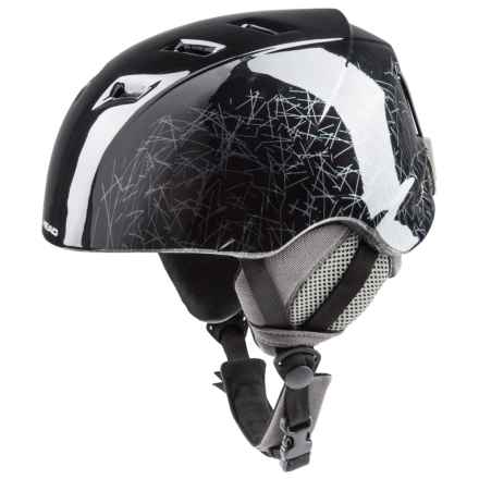 Head Beacon Legacy Ski Helmet in Black - Closeouts