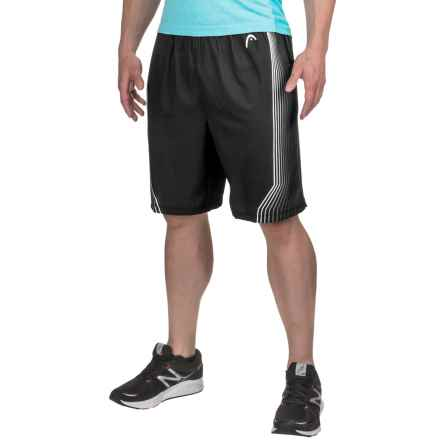Head Beast Shorts - Slim Fit (For Men) in Black - Closeouts