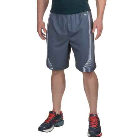 Head Beast Shorts - Slim Fit (For Men) in Cool Grey - Closeouts