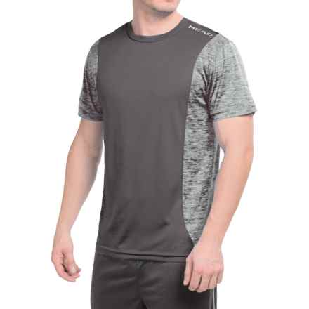 Head Blade T-Shirt - Short Sleeve (For Men) in Asphalt - Closeouts