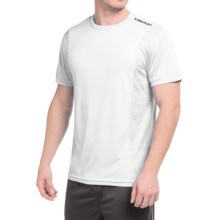 Head Blade T-Shirt - Short Sleeve (For Men) in Microchip - Closeouts