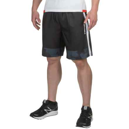 Head Boulder Shorts - Slim Fit (For Men) in Black - Closeouts