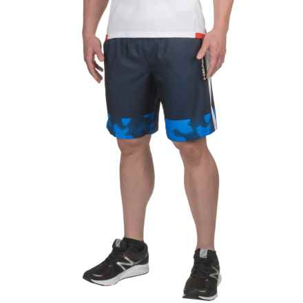 Head Boulder Shorts - Slim Fit (For Men) in Navy - Closeouts