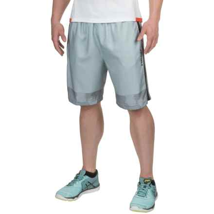 Head Boulder Shorts - Slim Fit (For Men) in Sleet - Closeouts