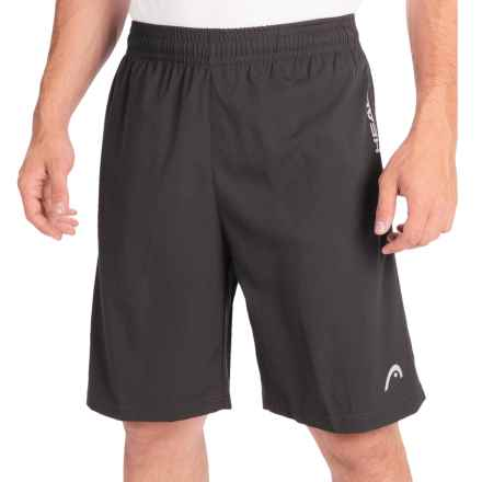 Head Break Point Shorts (For Men) in Black - Closeouts