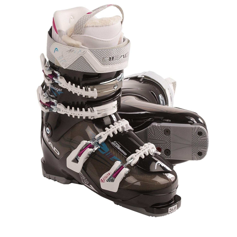 head challenger 110 mya ski boots for women save 70. Black Bedroom Furniture Sets. Home Design Ideas