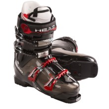 Head Challenger 110 Ski Boots (For Men) in Anthracite/Black - Closeouts