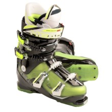 Head Challenger 130 Ski Boots (For Men) in Yellow/Black - Closeouts