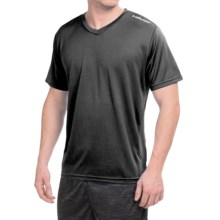 Head Champ T-Shirt - V-Neck, Short Sleeve (For Men) in Black - Closeouts