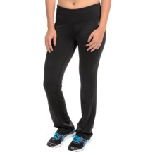 Head Classic Yoga Pants - Straight Leg (For Women) in Black - Closeouts