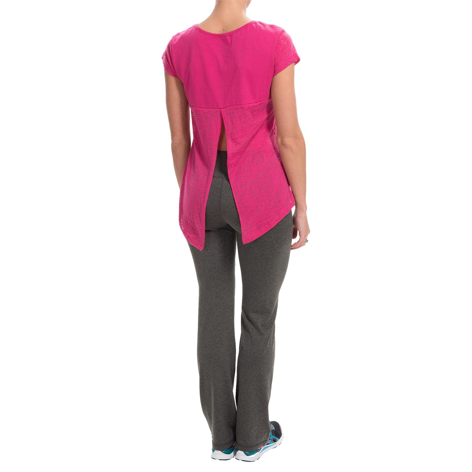 Pants For Women With Short Legs : Popular Purple Pants For