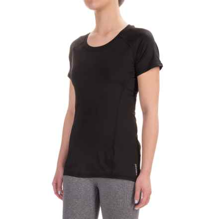 Head Coastal Athletic T-Shirt - Short Sleeve (For Women) in Black - Closeouts